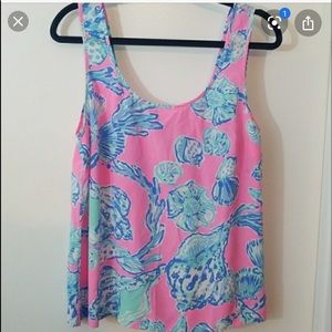 Like new lilly tank